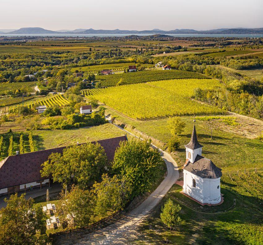 Balatoni látnivalók déli part: Kishegy, Balatonlelle