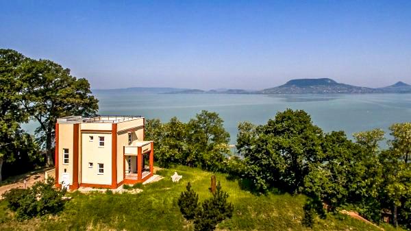 Balatoni kirándulóhelyek: Kripta-villa, Fonyód