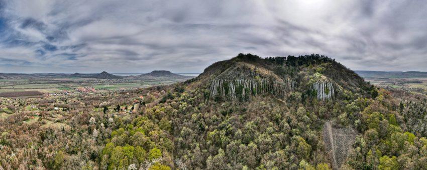 Látnivalók Badacsony: Szent-györgyhegyi bazaltorgonák