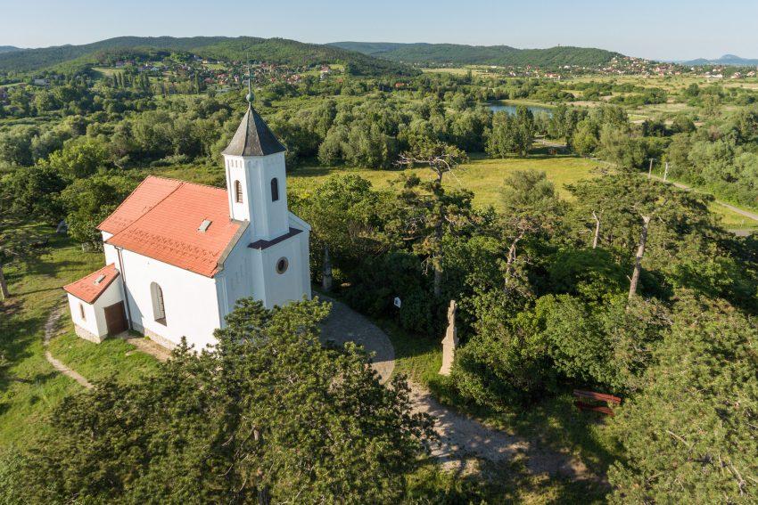 Szent-Mihály kápolna, Vonyarcvashegy