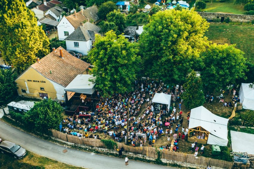 Balatoni programok 2021 július: Művészetek Völgye