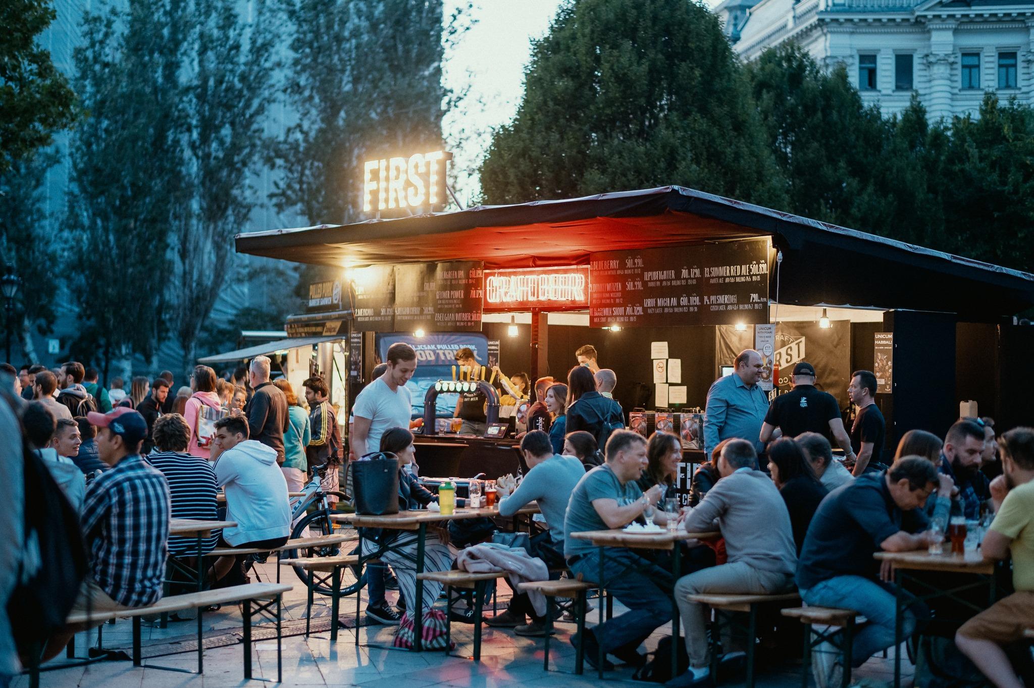 Több mint 250 sörkülönlegességgel vár idén a Belvárosi Sörfesztivál