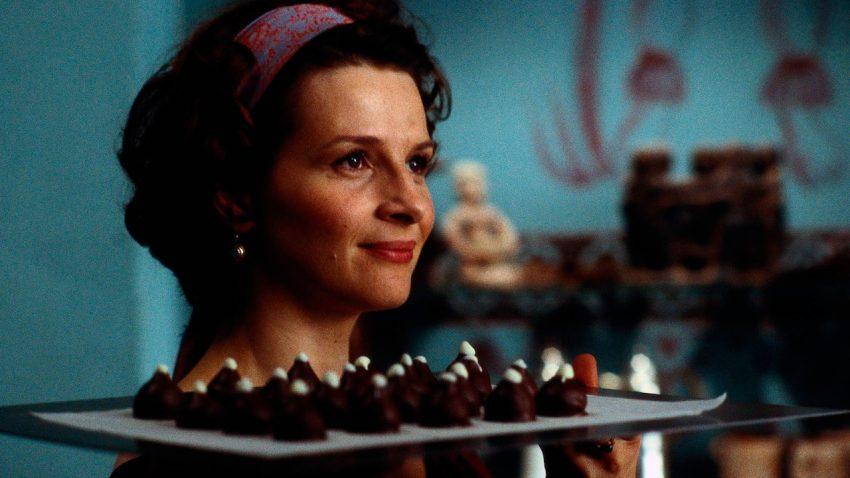 A legjobb főzős, sütis, szakácsos, gasztro filmek: Csokoládé