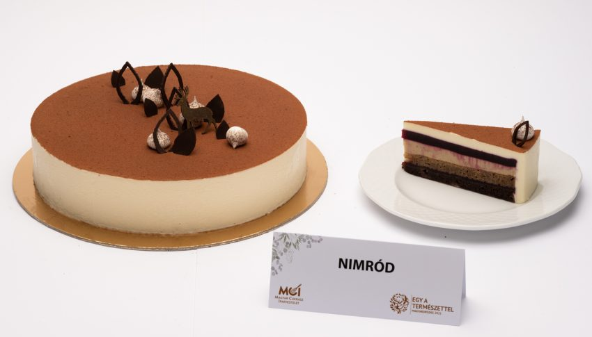 Az ország tortája 2021 - Egy a Természettel: Nimród