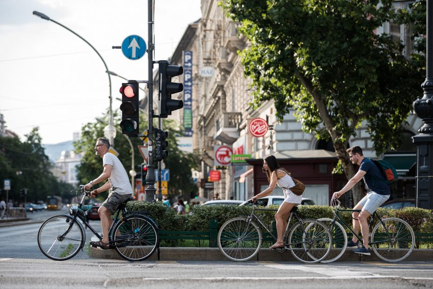 Ingyenes programok Budapesten: kerékpáros oktatás az Autómentes napon