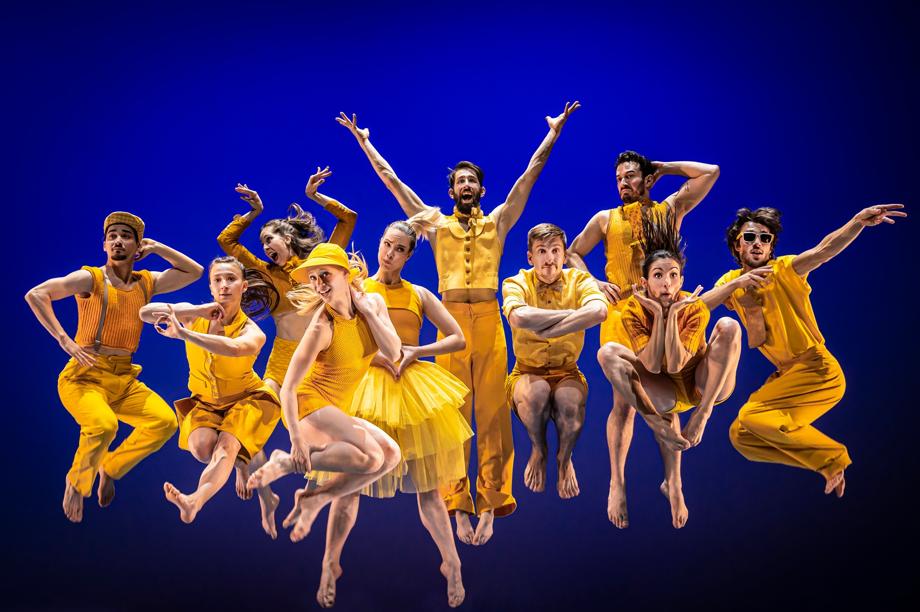 Világhírű táncművészek előadásának lehetünk szemtanúi a Budapest Táncfesztiválon