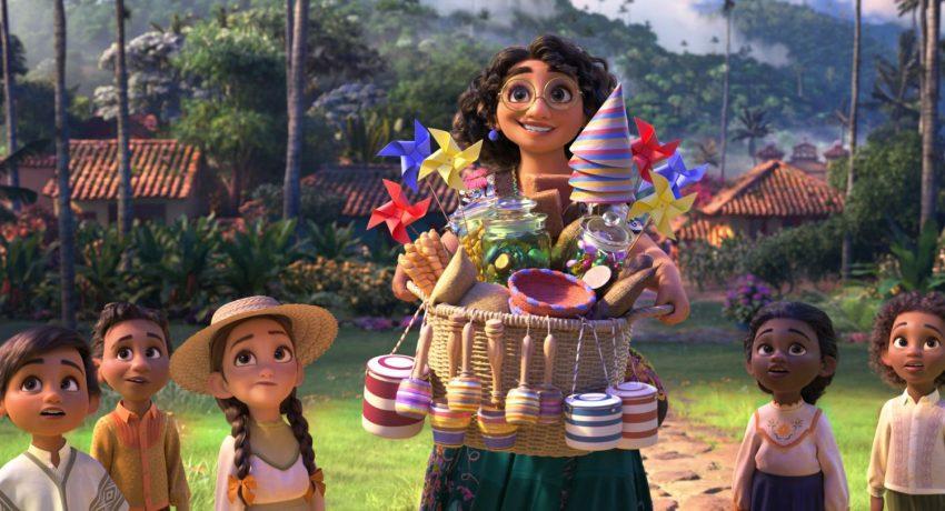 legjobb mesefilmek 2021: Encanto