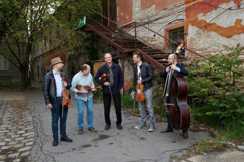 Kalász Banda: Mozgásban - lemezbemutató koncert