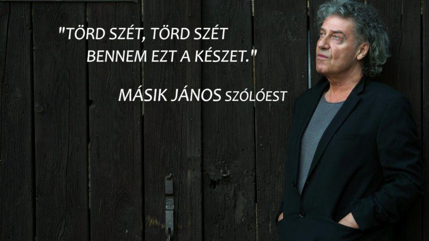 Másik János estje // Gödör Underground