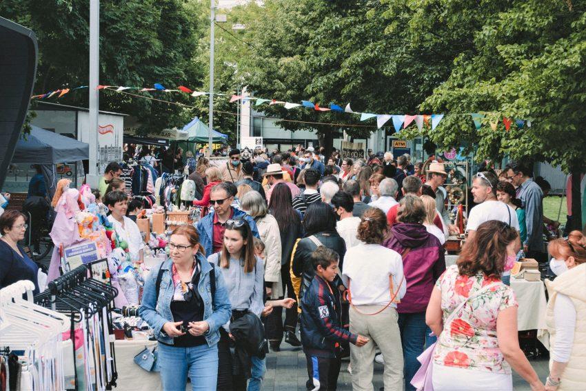 Szabadtéri programok Budapesten: Piacok Napja 2021