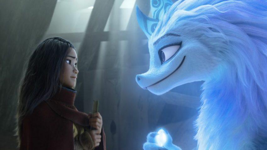 A legjobb animációs filmek 2021-ben: Raya és az utolsó sárkány