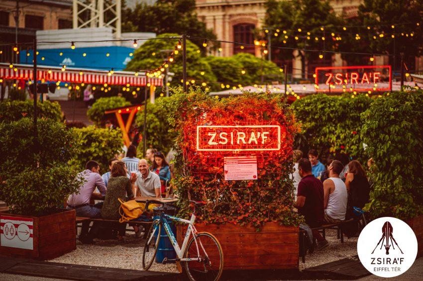 Budapesti programok 2021 szeptember: Zsiráf születésnap